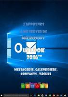 J'apprends à me servir de Outlook 2016