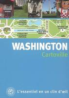 ANCIENNE ED. !!  CARTOVILLE : WASHINGTON