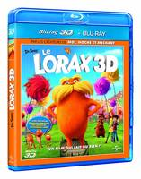 Le Lorax (combo blu-ray 3D + blu-ray + copie digitale)