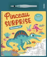 Pinceau surprise - Dinosaures