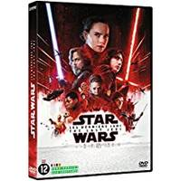 dvd / Star Wars - Episode VIII : Les derniers Jedi / JOHNSON, R / Daisy Ridl
