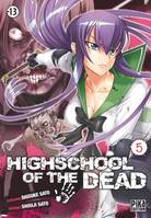 Highschool of the Dead T05, Volume 5