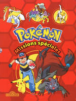 POKEMON - MISSIONS SPECIALES, missions spéciales