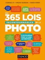 Les 365 lois incontournables de la photo