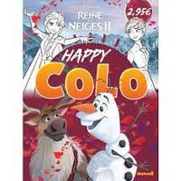 Disney La Reine des Neiges 2 - Happy Colo (Sven et Olaf)