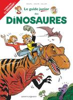 Les Guides Junior - Tome 19, Les Dinosaures