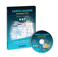 CARTO-CALQUES INTERACTIFS (FRANCE + EUROPE)
