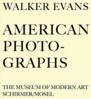 Walker Evans. American photographs / Version allemande