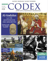 Codex#08 al-Andalous