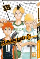 Haikyū !!, 15, Haikyu !! - Les As du volley T15