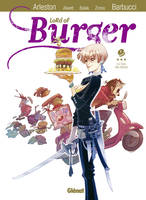 Lord of burger, Lord of burger, Le clos des épices, 1 - Audrey Alwett
