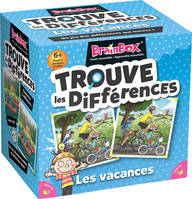 BRAIN BOX TROUVE LES DIFFERENCES VACANCES