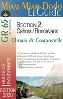 MIAM-MIAM-DODO GR65 SECTION 2 (CAHORS A RONCEVAUX) EDITION 2020