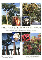 Tropical And Subtropical Trees /Anglais