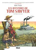 Les aventures de Tom Sawyer en BD