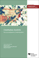 L' INSTITUTION EVENTREE - DE LA SOCIALISATION A L'INDIVIDUATION