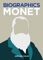 Biographics Monet, Les biographies visuelles