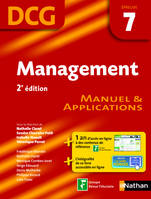 Management - DCG 7 - Manuel et applications, Format : ePub 2