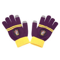 Gants Harry Potter - Gryffondor (pourpre et or)