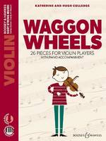 Waggon Wheels, 26 Pieces For Violin Players