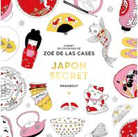 Japon secret (coloriages)