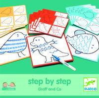 Graff'and co-Step by step