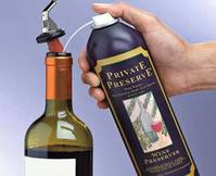 * Private Preserve de Wine Preserver