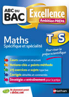 ABC du BAC Excellence Ambition Prépa Maths Term S