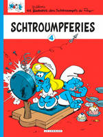 4, Schtroumpferies, Volume 4