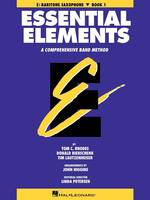 Essential Elements - Book 1 Original Series, Eb Baritone Saxophone
