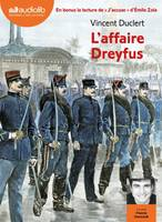 L'affaire Dreyfus - Livre Audio