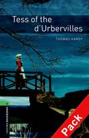 Tess Of The D'Urbevilles + Cd, Livre+CD