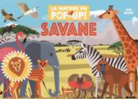 Nature - pop-up - savane