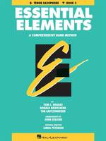 Essential Elements - Book 2 Original Series, Bb Tenor Saxophone