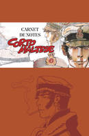 Carnet de notes Corto Maltese