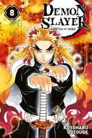 8, Demon Slayer - Tome 8, Kimetsu no yaiba