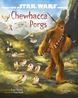 STAR WARS - Album Chewbacca & les porgs