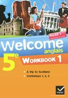 Welcome Anglais 5e éd. 2012 - Workbook (en 2 volumes), Workbook (en 2 volumes)