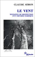 Le Vent. Tentative de restitution d'un retable baroque