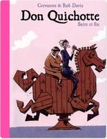 Don Quichotte - Tome 2 - suite et fin