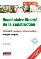 Vocabulaire illustré de la construction, Français - Anglais