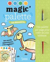 Magic'palette : Les dinosaures