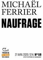 Tracts de Crise (N°59) - Naufrage