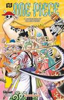 One Piece - Édition originale - Tome 93