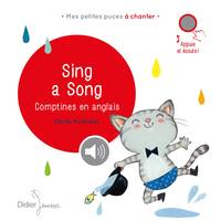 Sing a Song, Comptines en anglais