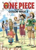 2, One Piece Color Walk - Tome 02, color walk