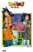 3-4, Dragon ball super / coffret tomes 3 et 4