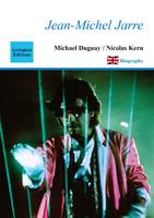 English Book Jean-Michel Jarre