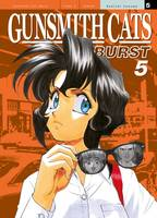 5, Gunsmith Cats Burst - Tome 05, Rally Vincent & Minnie May