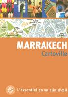 CARTOVILLE : MARRAKECH 4E ED.